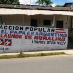 Partidos con reciclaje empalidecen y emerge Acción Popular