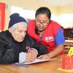 MIMP difunde información sobre mecanismos de protección a las personas adultas mayores