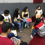 Niñas, niños y adolescentes de diversas regiones participan en elaboración de la política nacional de niñez y adolescencia