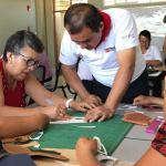 CITECCAL Trujillo capacitó a lideresas de Jequetepeque en elaboración de productos de cuero