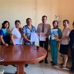 Hospital Pacasmayo de EsSalud La Libertad y la Red de Salud del MINSA firmaron convenio