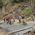 Obra: Mejoramiento del Servicio de Transitabilidad Conodén – San Felipe (Provincia Gran Chimú – Cascas)