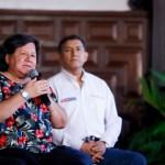 Ministra Ariela Luna pide a la ciudadanía no dejarse sorprender por mensajes falsos sobre cómo acceder al subsidio