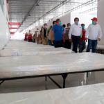 Ministro Yáñez coordina acciones más rigurosas para acatamiento del aislamiento social en Piura