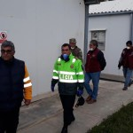 Realizan inspección a empresa minera que opera en el cerro El Toro