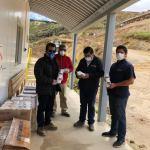 Minera Summa Gold dona alcohol en gel antibacterial a hospital de Sánchez Carrión para prevenir coronavirus