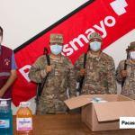 Pacasmayo contribuyó mediante donaciones a entidades y familias más vulnerables del distrito de Pacasmayo