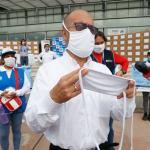Contraloría realizará control posterior a compras de mascarillas comunitarias