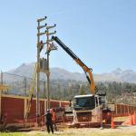 Hidrandina implementa suministro eléctrico en estadio la Videnita para campamento temporal por Covid-19