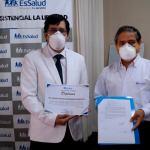 Dos hospitales de EsSalud La Libertad ganaron premio Kaelin en Ciencias de la Salud 2020