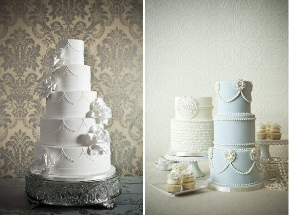 Get The Look For Less   Faux Wedding Cakes   PreOwned Wedding Dresses Get The Look For Less   Faux Wedding Cakes