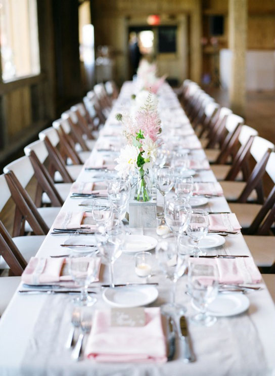 12 Incredible Long Tables At Weddings PreOwned Wedding