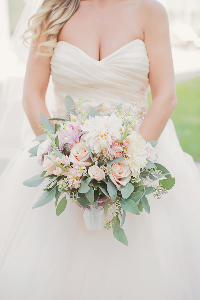 Roses And Flowers Wedding Hydrangeas