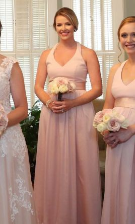 Vera Wang White VW360214  Size  10   Bridesmaid Dresses Pin it      Vera Wang White VW360214 10