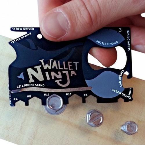 Wallet Ninja