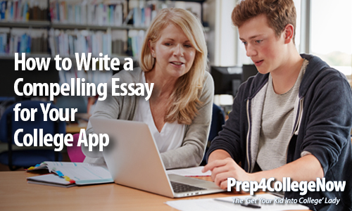 How to Write the Best Essay for College Applications How to Write a Compelling Essay for your College Application