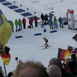 biathlon-martin fourcade