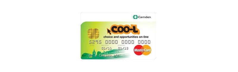Camden Cool Prepaid MasterCard