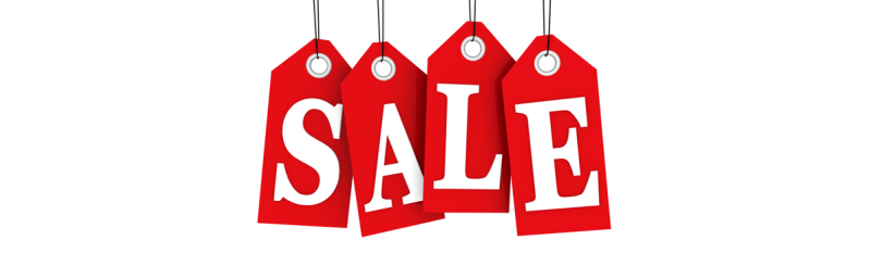 Christmas and New Year Sales
