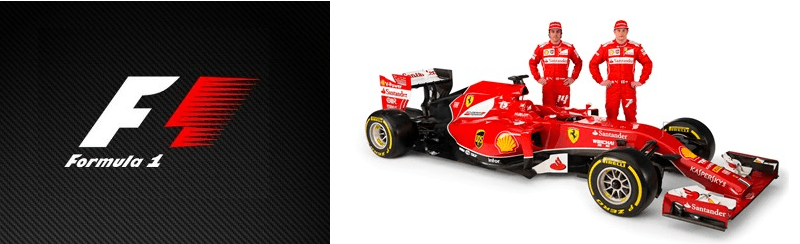 Formula 1 returns in 2014 with new card designs!