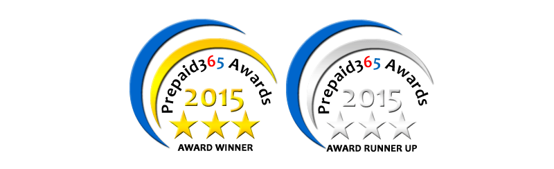 Prepaid365 Awards Logo