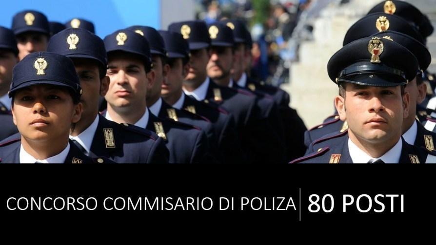 Calendario Concorso Polizia.Calendario Prova Preselettiva Concorso Commissario Di