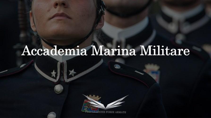 libro concorso Accademia allievi ufficiali Marina Militare