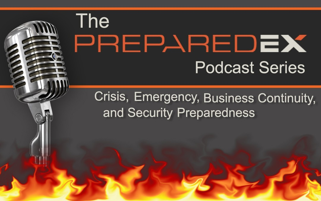 PreparedEx Podcast Episode 14 – Tabletop Exercise – A Hurricane Scenario