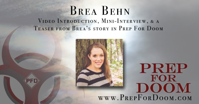 Author Feature Brea Behn