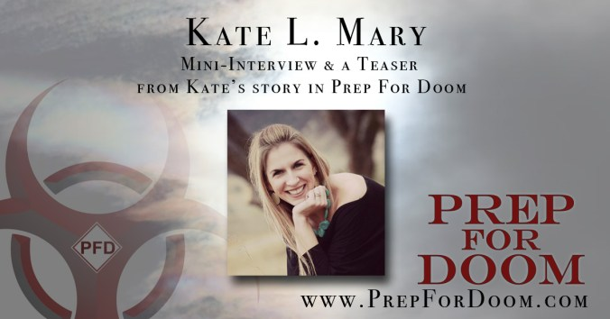 Author Feature Kate Mary