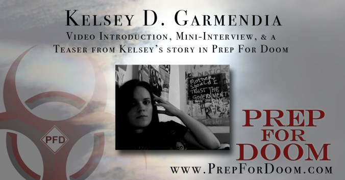 Author Feature Kelsey Garmendia