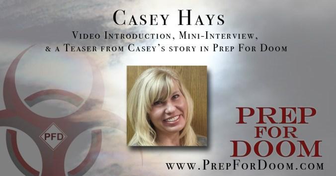 Casey Hays Author Feature