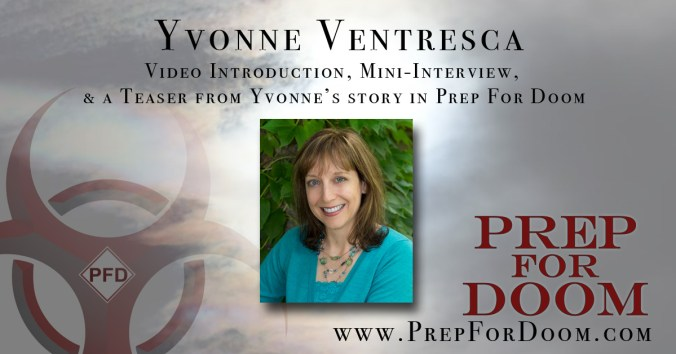Yvonne V Author Feature