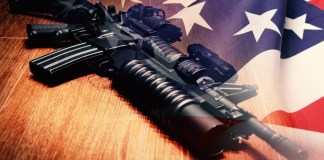 Best weapons for home defense
