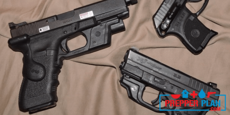 Why Semi Automatic Pistols Are the Best Handguns for Self Defense Semi Automatic Pistols are the best handguns for self defense