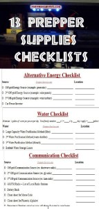 bug out bag printable checklist and pictures. Black Bedroom Furniture Sets. Home Design Ideas