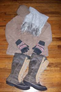 Layering Clothes for the Winter
