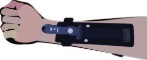Where to Hide Blades - Arm Sheath - 6 Common Places to Conceal a Knife - Forearm Blade - concealed blade
