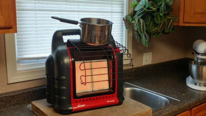 Safely Cook Indoors During a Power Outage