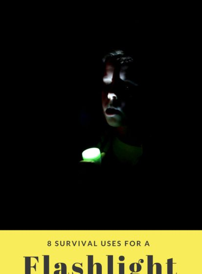 8 Survival Uses for a Flashlight - What is a tactical flashlight
