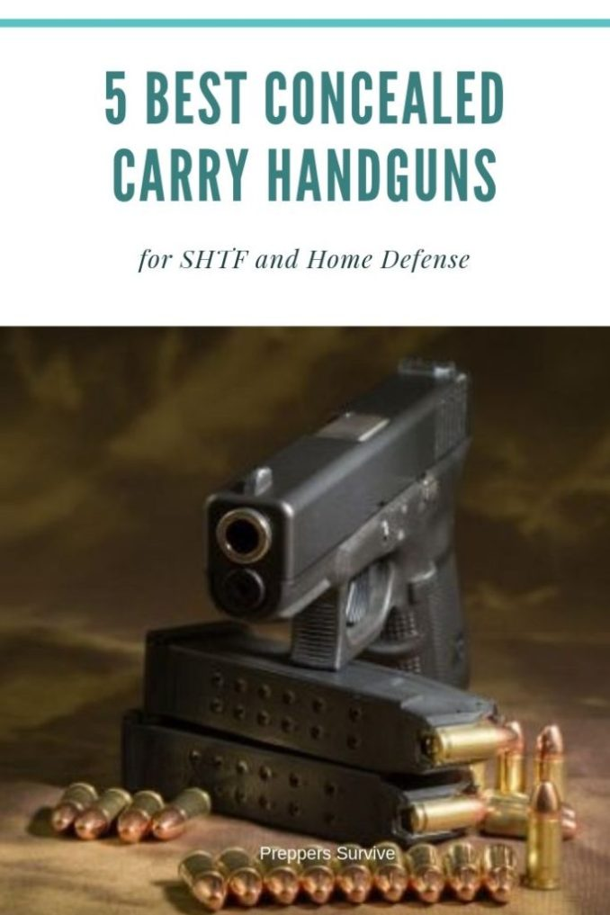 for SHTF and Home Defense