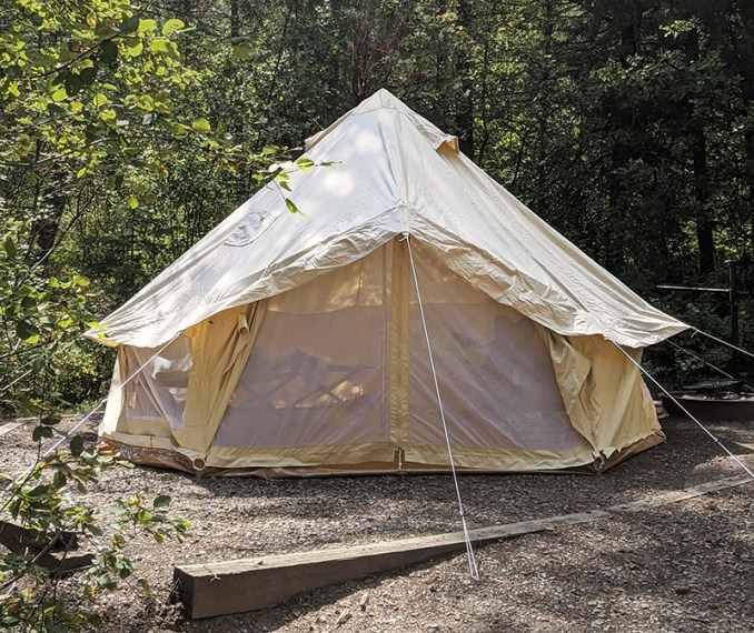 10 Tips to Enjoy Camping this Season - Canvas Tent