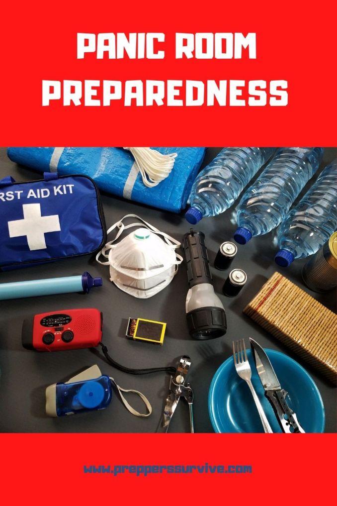 Panic Room Preparedness
