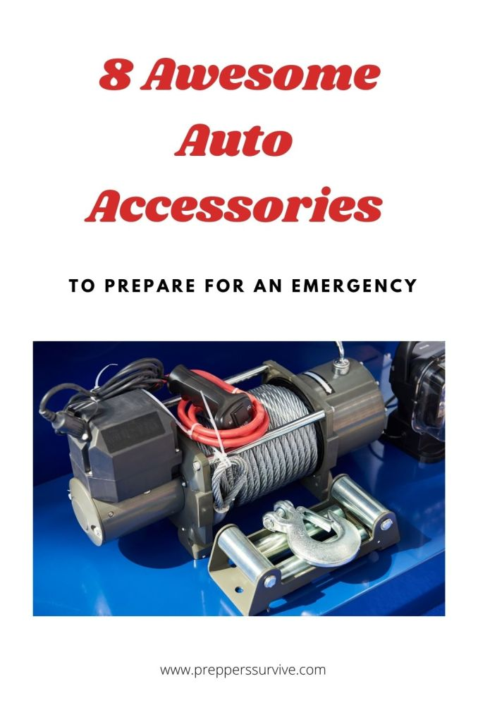 8 Awesome Auto Accessories to Prepare for an Emergency