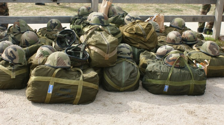 military survival skills