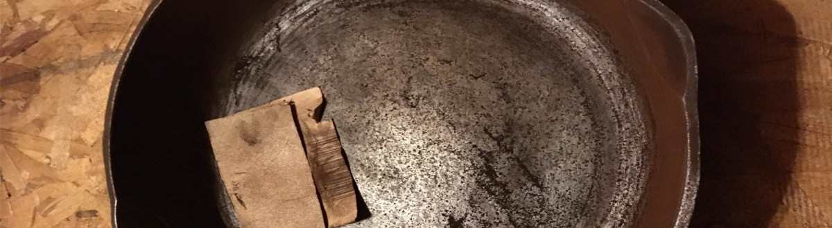 How to restore an old Cast Iron