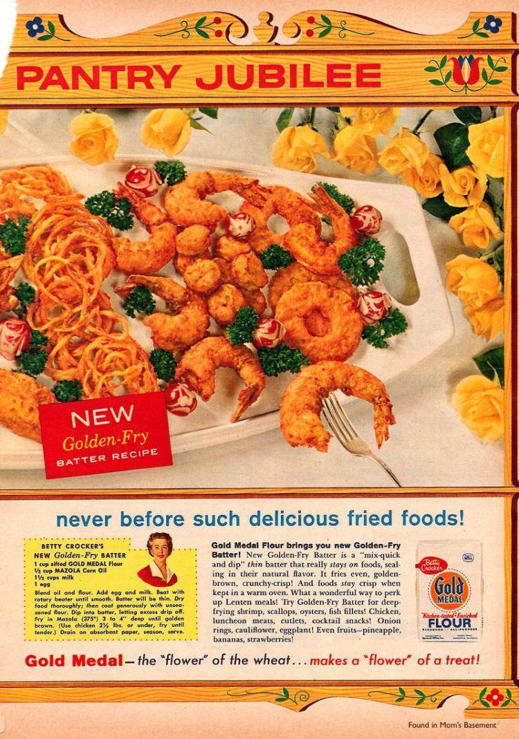 old dish recipes