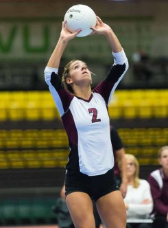 Setter Jorry Randall of Morgan. (Photo by Dave Argyle, dbaphotography.com)