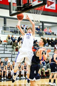 The University of Utah will be the next stop for Bingham senior Branden Carlson. (Photo by Kevin McInnis)