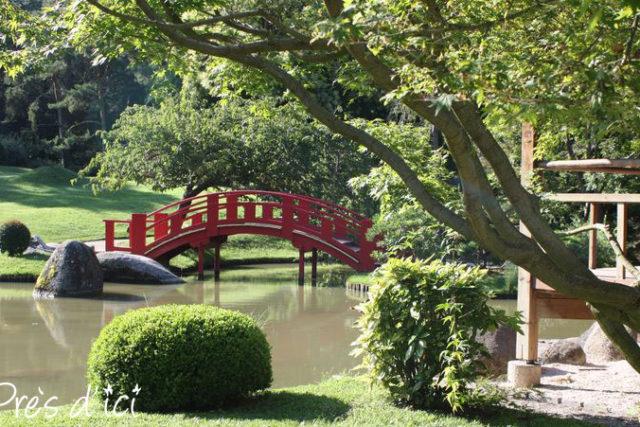 jardin japonais pres d ici